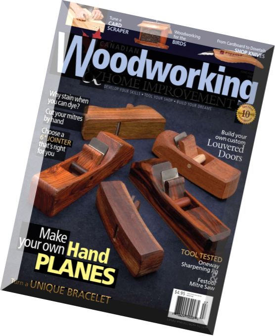 Download Canadian Woodworking Issue 66, June-July 2010 ...