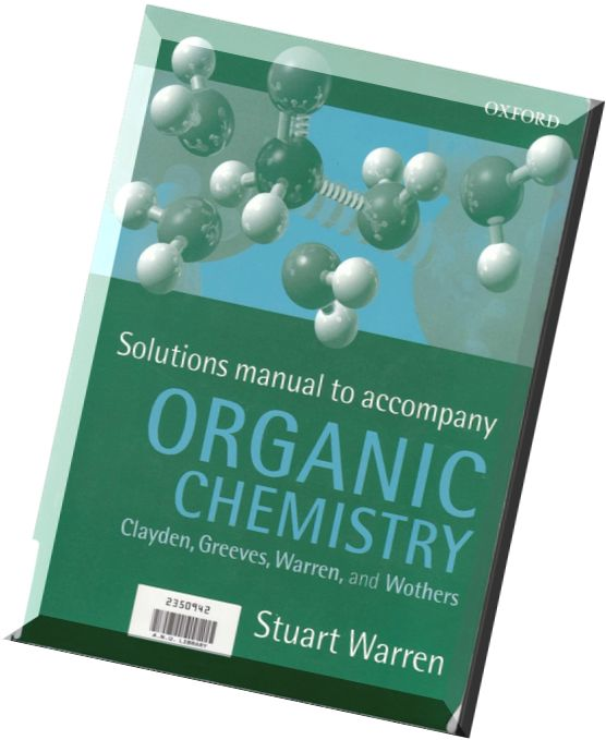 wileyplus solution manual organic chemistry