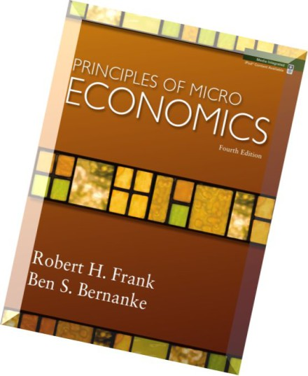 microeconomics news We hear a lot about the need for macroeconomics to be consistent with microeconomic foundations, that's been a driving force behind macroeconomic modeling for the past several decades but those foundations are not fully adequate for the problems that macroeconomists face.