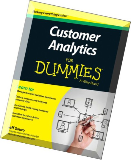 Download Customer Analytics For Dummies Pdf Magazine