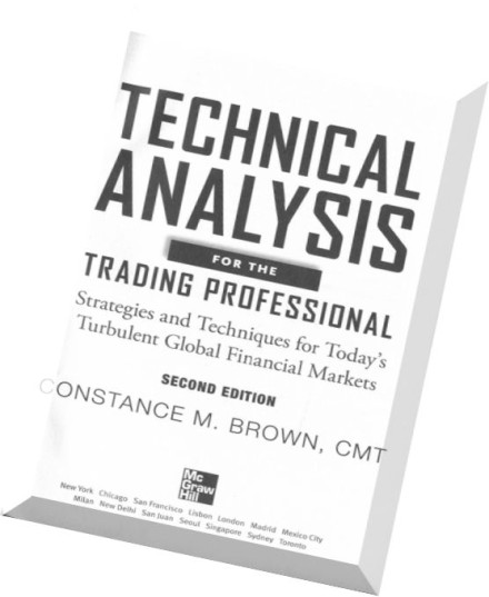 Trading options as a professional pdf