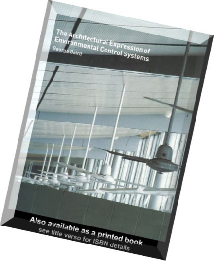 Environmental Control Systems : Download the architectural expression of environmental