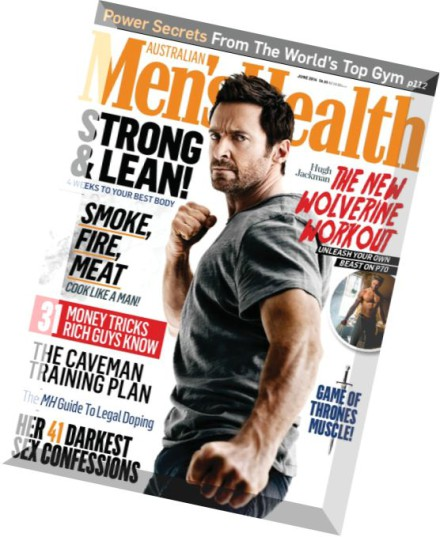 Download Men's Health Australia – June 2014 - PDF Magazine