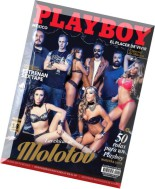 Playboy Mexico Magazine - March 2015