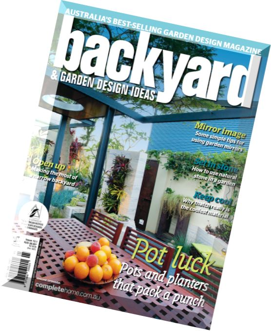Download Backyard Garden Design Ideas Issue 13 1 2015