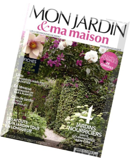 Download mon jardin ma maison n 663 avril 2015 pdf for Mon jardin ma maison