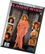 Playboy's Playmate Review - May-June 1987