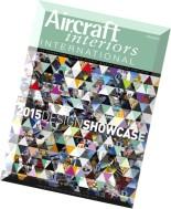 Aircraft Interiors International Showcase 2015