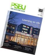 PSBJ Public Sector Building Journal - April 2015