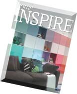 home INSPIRE Magazine Volume.1, 2015