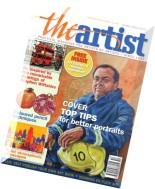 The Artist Magazine 2012-10