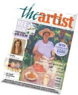 The Artist Magazine 2014-06