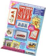 Cross Stitch Card Shop 036