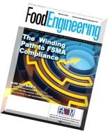 Food Engineering - March 2015