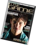 In The Game Magazine - Arpil 2015
