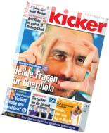 Kicker Sportmagazin 27-2015 (26.03.2015)