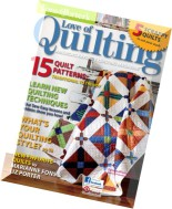Love of Quilting 2013'01-02