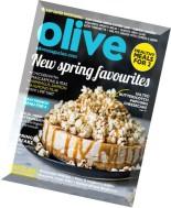Olive Magazine - April 2015