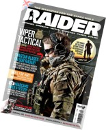 Raider - Volume 8 Issue 1, 2015