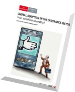 The Economist (Intelligence Unit) - Digital Adoption in the Insurance Sector 2015