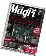 The MagPi Issue 31, March 2015