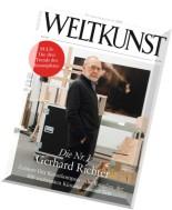 Weltkunst Das Kunstmagazin der Zeit April N 04, 2015