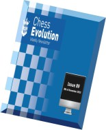 Chess Evolution Weekly Newsletter N 089, 2013-11-08