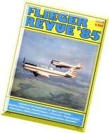 Flieger Revue 1985-03