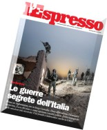L'Espresso N 13 - 2 aprile 2015