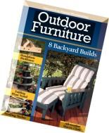 Popular Woodworking Outdoor Furniture - 8 Backyard Builds