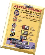 Schiffer Aviation History Battle Colors - 8th AF in WW II (2)  Fighter Command
