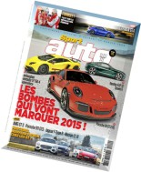 Sport Auto N 639 - Avril 2015