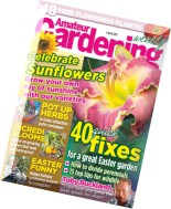Amateur Gardening - 4 April 2015