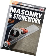 Black- Decker Complete Guide to Masonry & Stonework