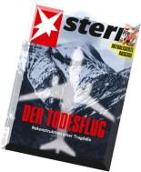Der Stern Nachrichtenmagazin Second Edition N 14, 26 Marz 2015