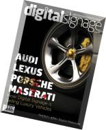 Digital Signage Magazine - Issue 15, 2015