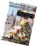 MilanoSecrets Magazine - Issue 3, Aprile 2015