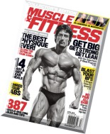 Muscle & Fitness USA - April 2015