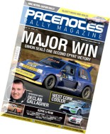 Pacenotes Rally Magazine - April 2015