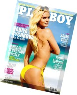 Playboy Slovenia - April 2015
