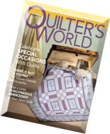 Quilter's World 2007'06