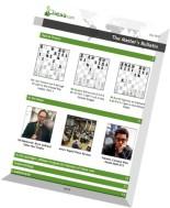 The Master's Bulletin N 001, 2013-07
