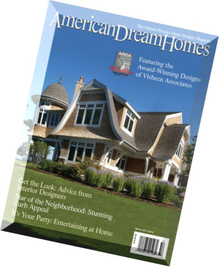 Download American Dream Homes Magazine 2012 Edition Pdf