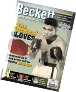 Beckett Sports Card Monthly - April 2015