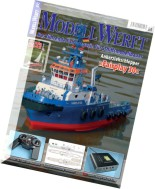 Modellwerft Schiffsmodellbau Magazin N 12, 2013
