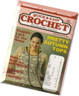 Quick & Easy Crochet 2002-09-10