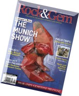 Rock & Gem - April 2015