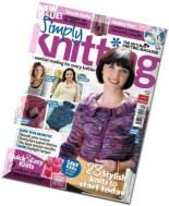 Simply Knitting 2010-02