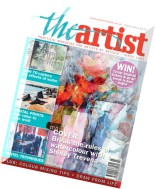 The Artist Magazine 2012-03