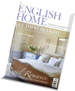 The English Home - May 2015